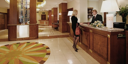 Automatisation of hotel business