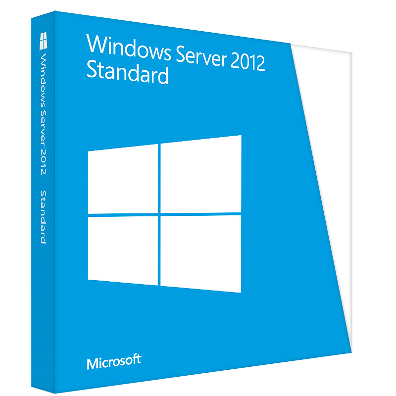 Windows Svr Std 2012 64Bit Russian Not to Russia DVD 5 Clt