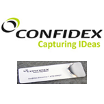 CONFIDEX/Zebra,  RFID метка UHF Silverline Global, M4QT, 10025343