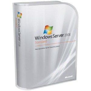 Заказать Windows Server 2008 R2 Standard Edition
